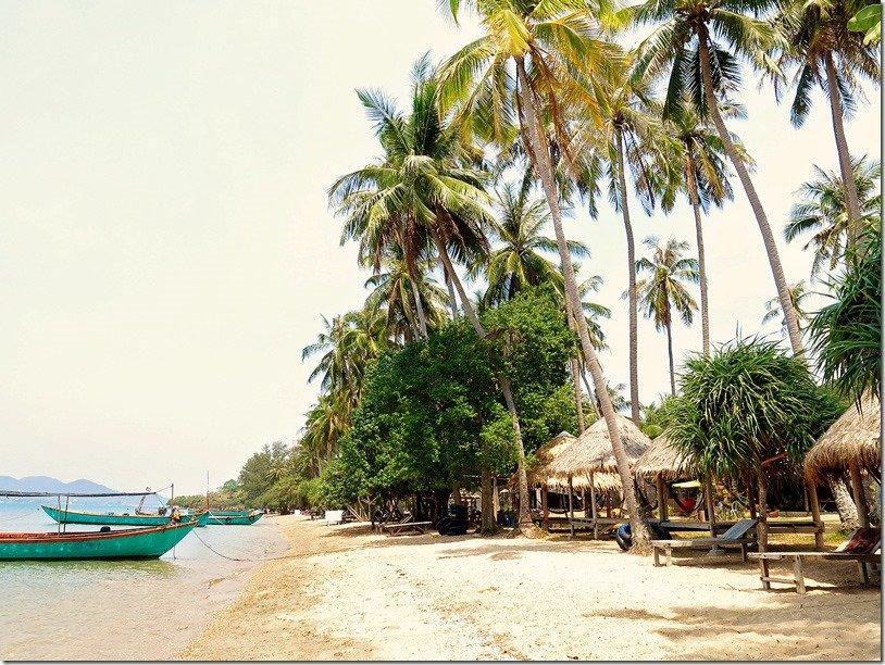 Koh Tonsay Island Cambodia