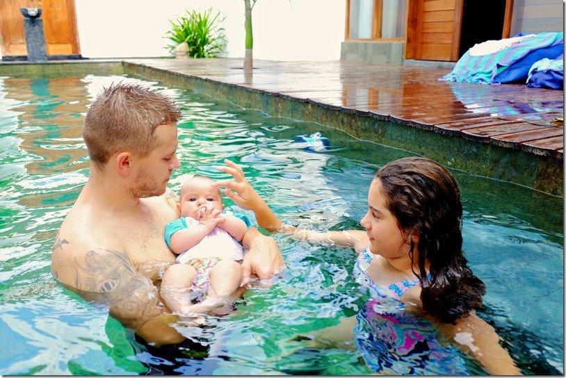 Lombok-swim