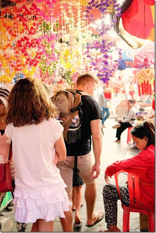 Markets in Cambodia
