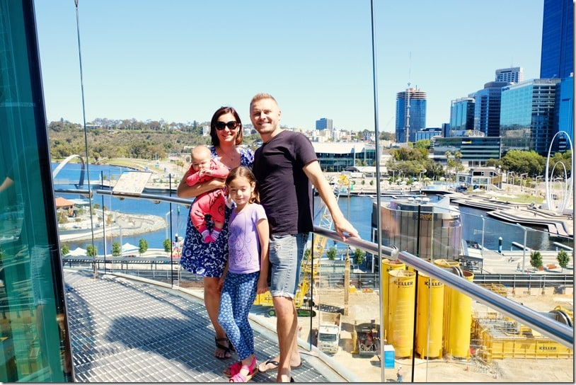 Perth-with-a-baby