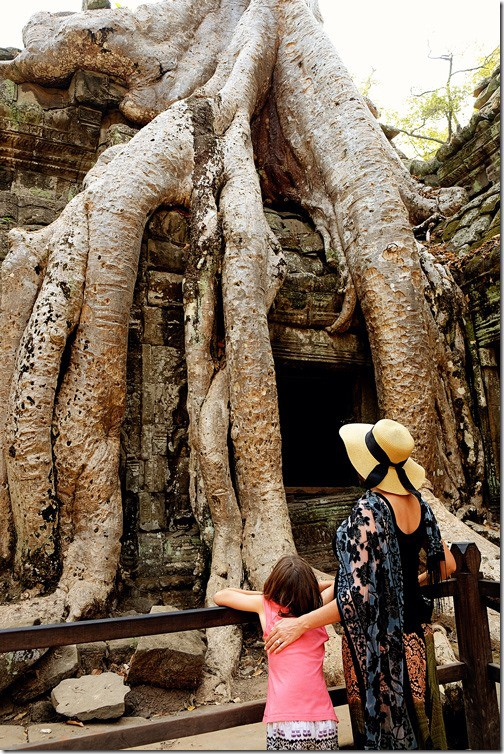 Seeing the Angkor Temples