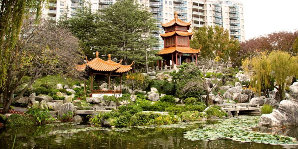 Chinese Gardens of Friendship