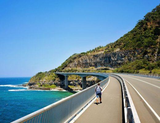 Sea Cliff Bridge Sydney
