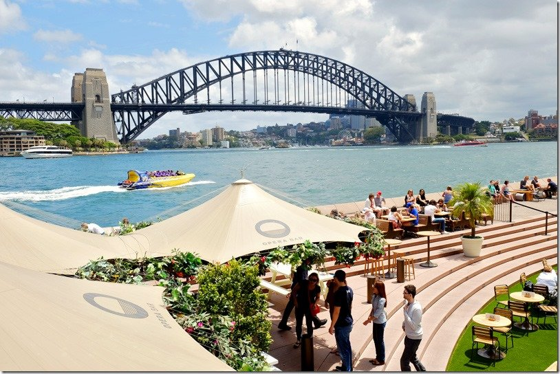 Sydney Harbour Bridge - Sydney Landmarks