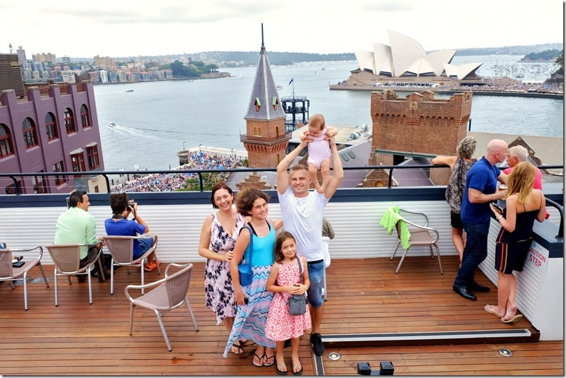 Sydney Hotels with Harbour Views