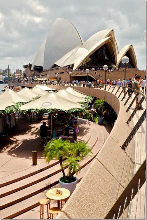 australian landmarks - The Sydney Opera House