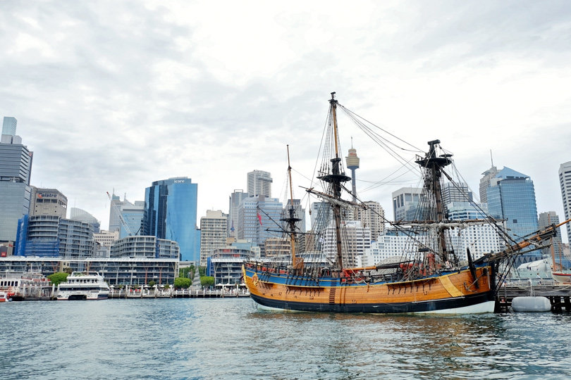 What to do in Darling Harbour