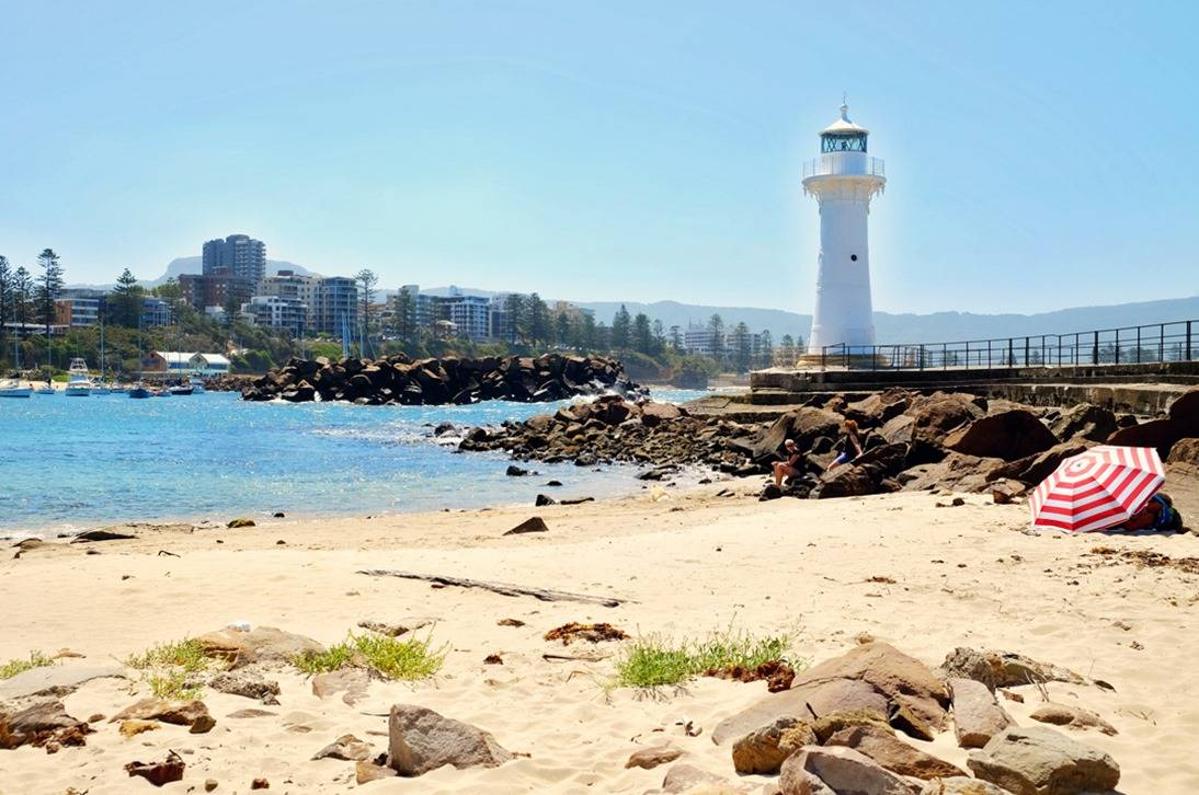 Wollongong Lighthouses