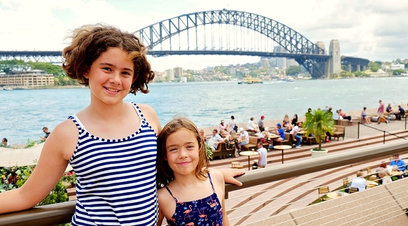 Sydney harbour bridge images