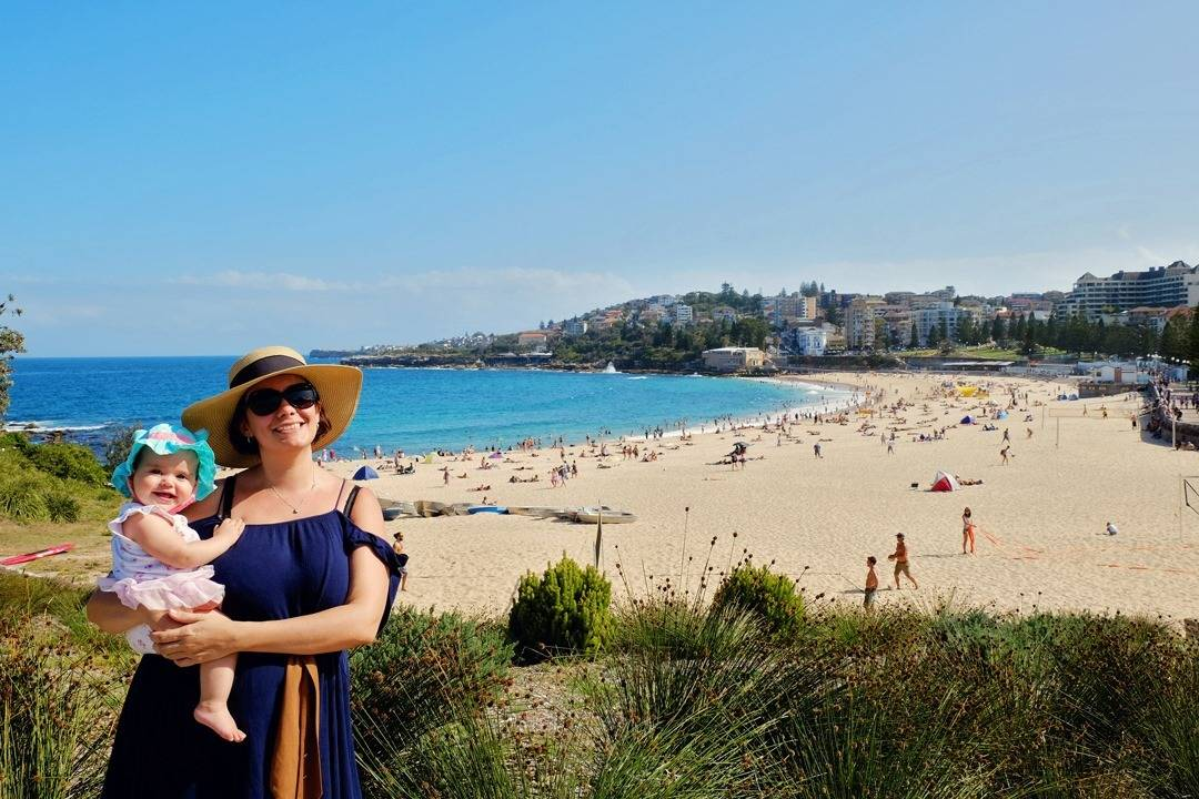 Coogee to Bondi walk NSW | Coogee Beach