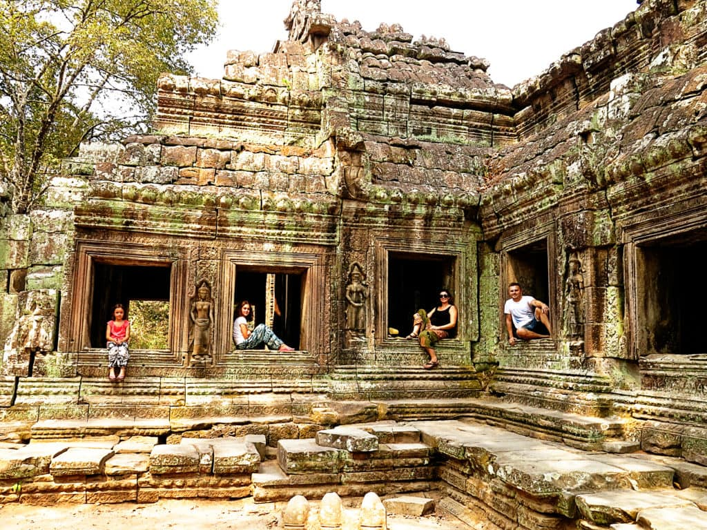 Things to See in Cambodia - Angkor Wat Temples with Kids