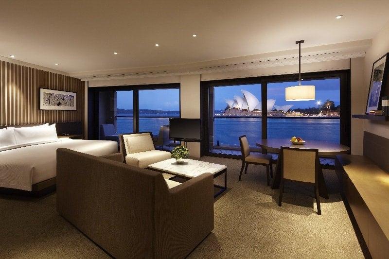 Hotels near Sydney Harbour Bridge | Park Hyatt Hotel Sydney