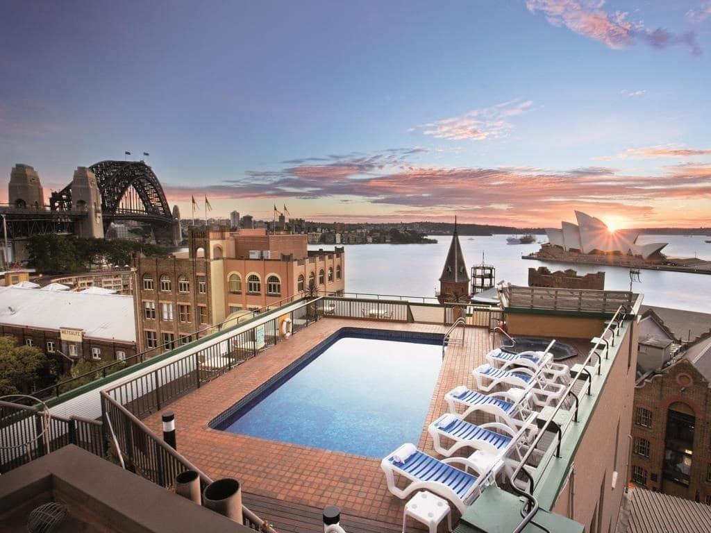 Holiday Inn Old Sydney Hotel | Accommodation The Rocks Sydney
