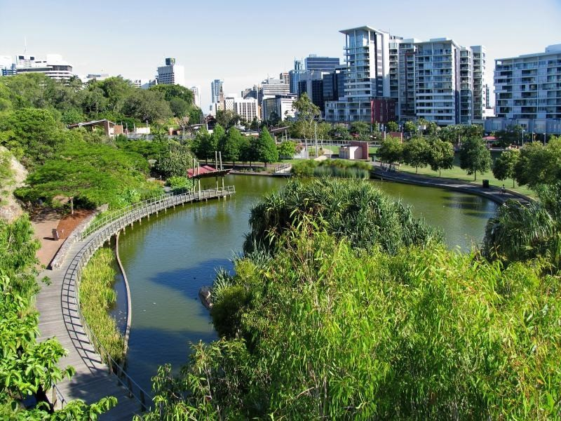 Free Family Activities Brisbane | Roma Street Parklands