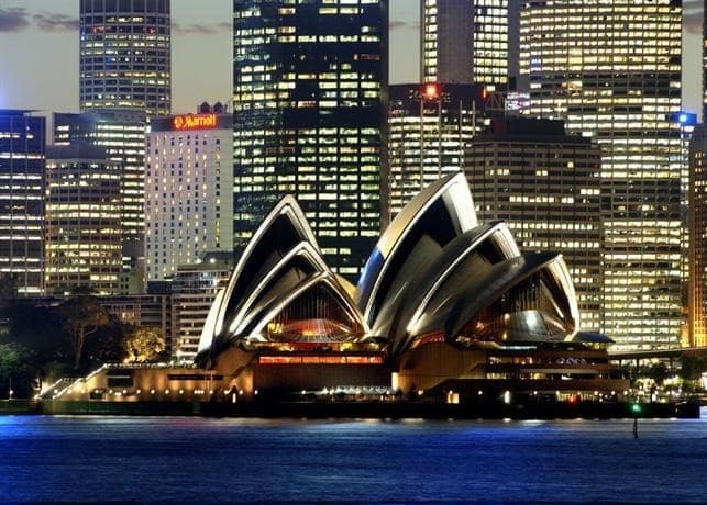 Marriott Circular Quay | Accommodation Circular Quay