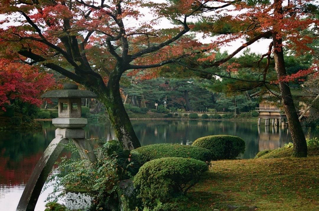 Kenroku-en Garden | Traditional Japanese Garden