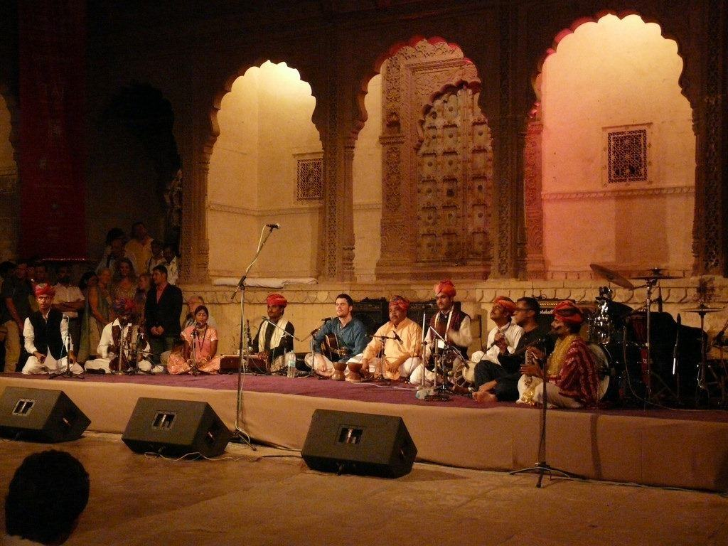 Rajasthan International Folk Festival (RIFF)
