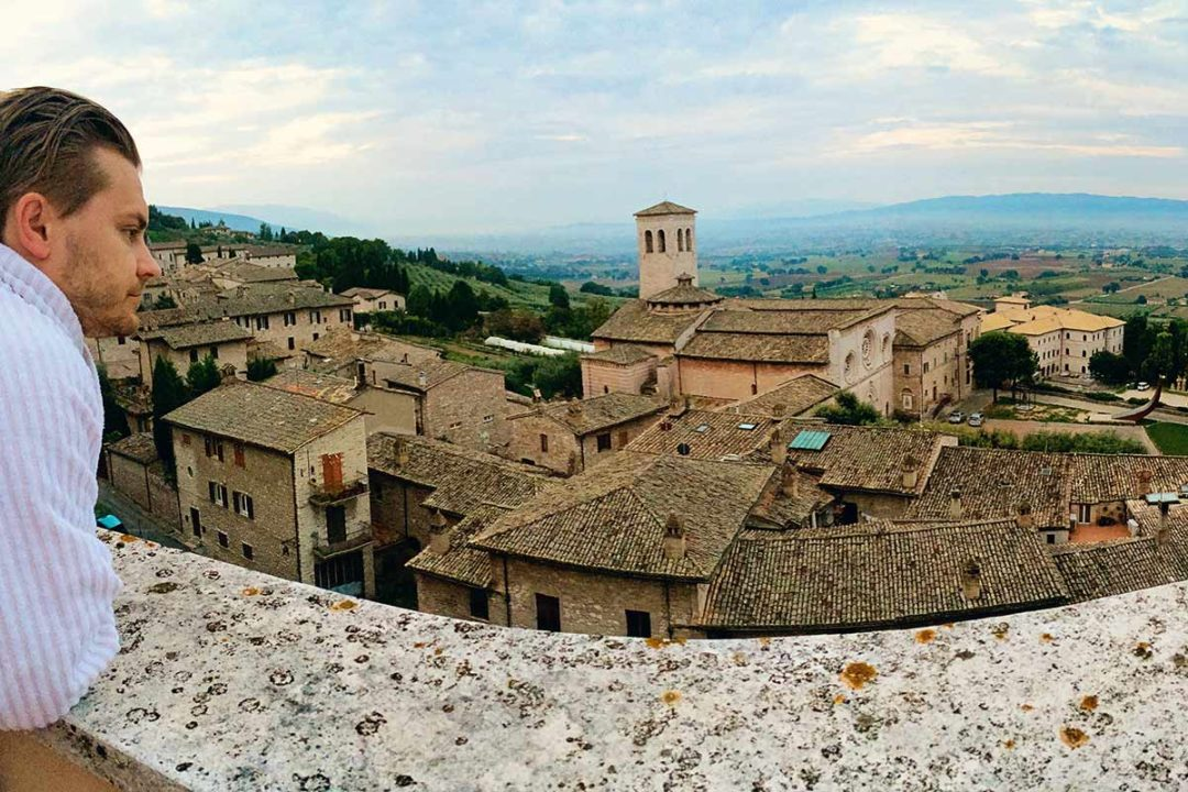 Giotto Hotel Assisi Review