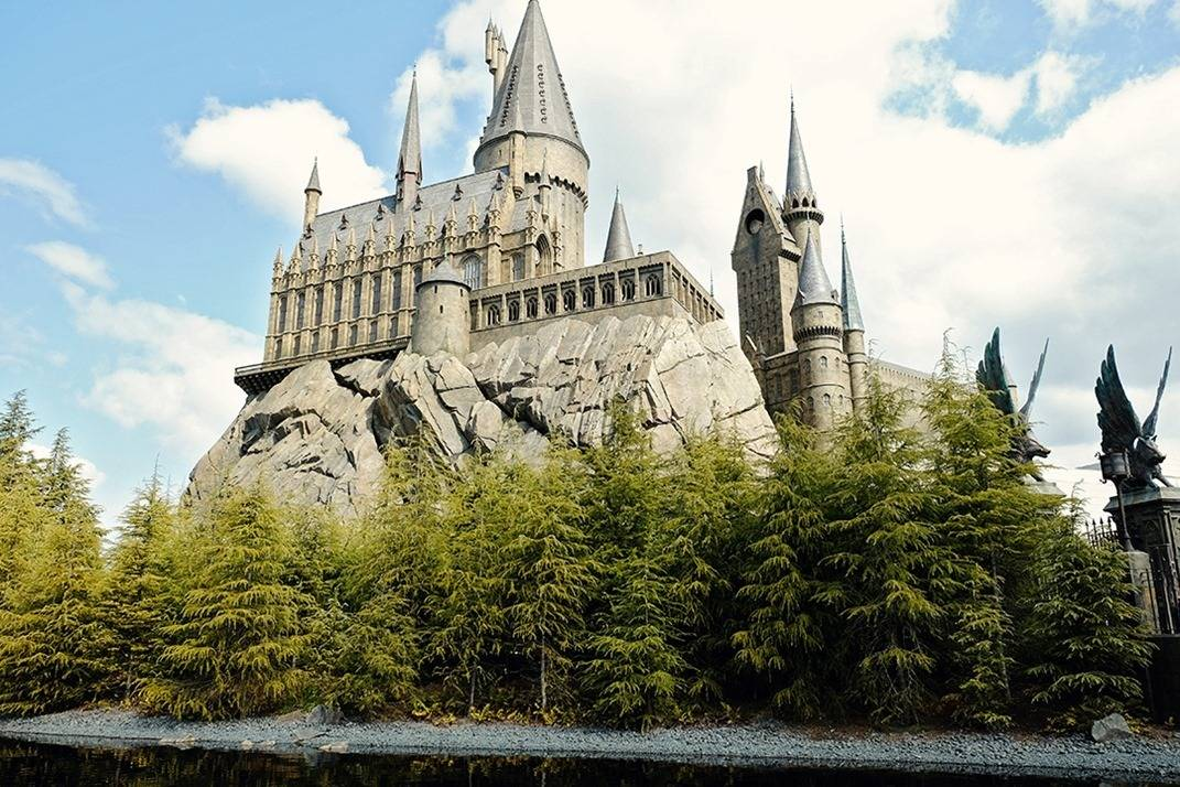 Harry Potter at Universal Studio Osaka Japan