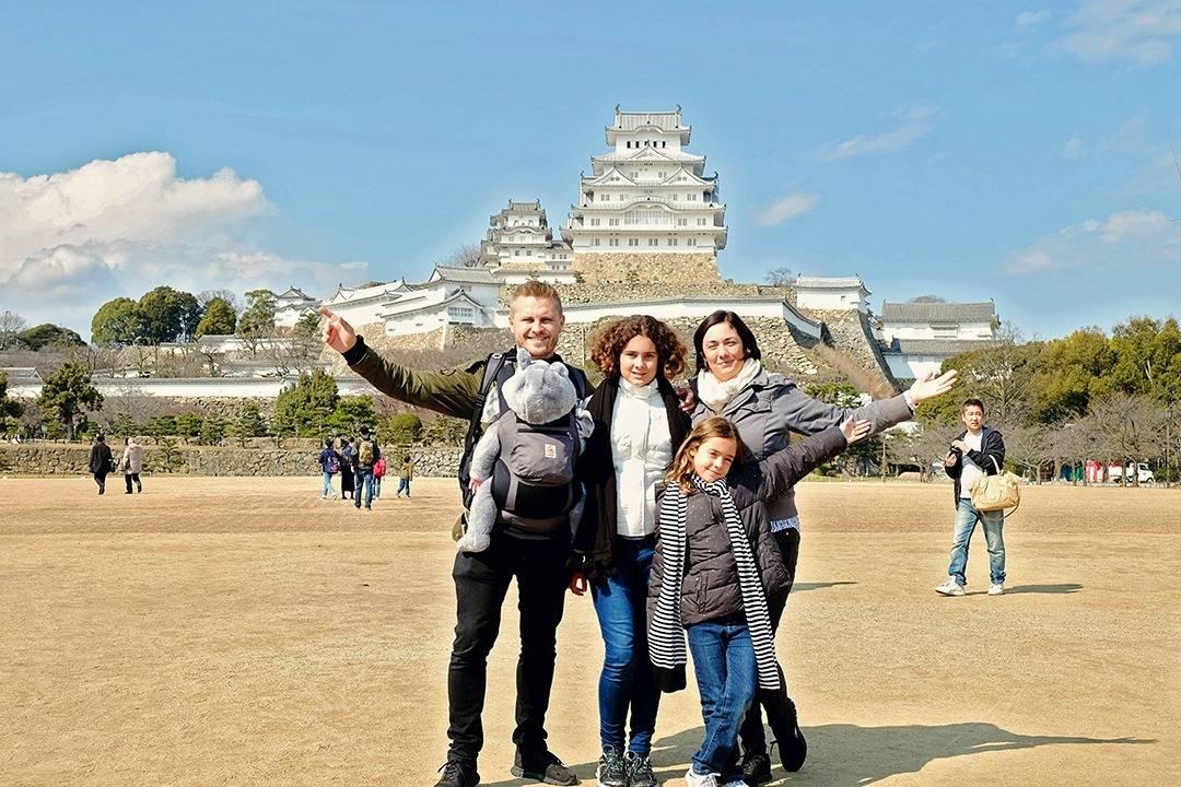 Himeji Castle | Osaka Day Trips
