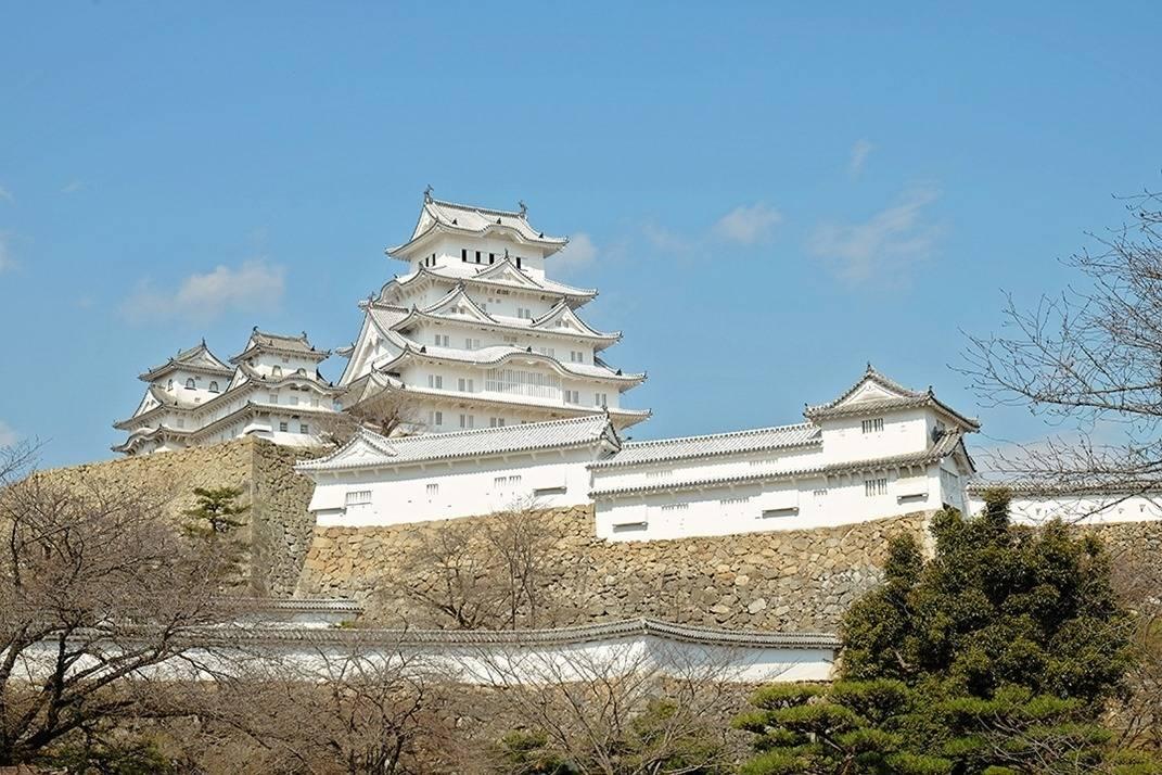 Himeji Castle Shirasagijo in Japan