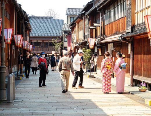 Kanazawa Attractions