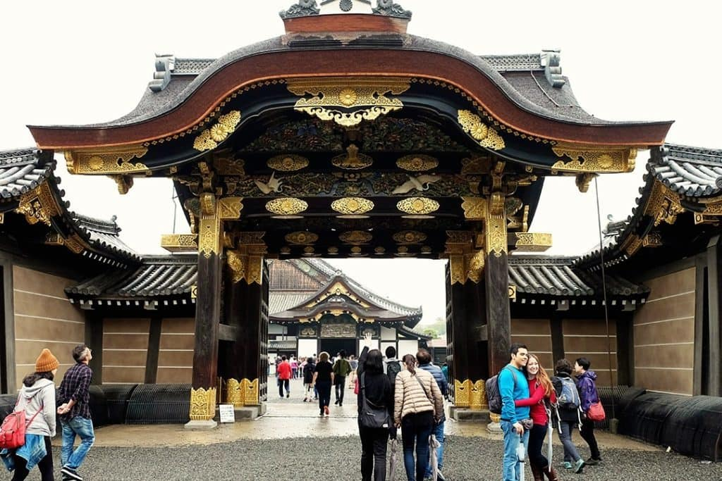 Nijo Castle Kyoto