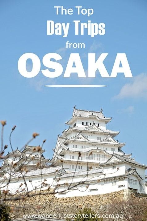 Osaka Day Trips Pinterest