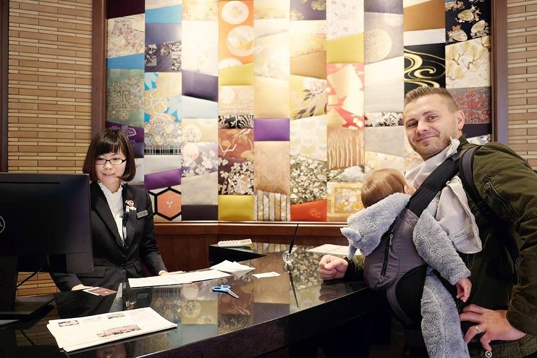 Tokyo Family Accommodation Shiba Park Hotel 151