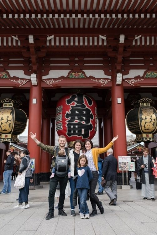 Senso-ji Temple - Best Local Tours from Tokyo