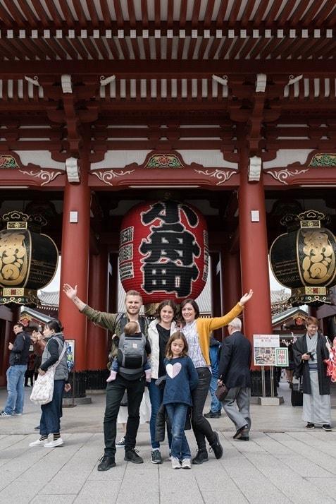 Senso-ji Temple Tokyo - Wanderlust Storytellers