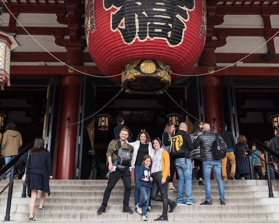 Hotel Near Sensoji Temple