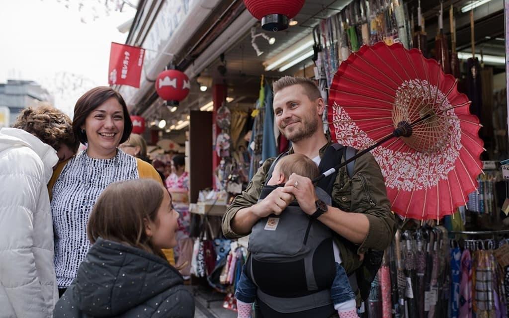 Senso-ji Temple Markets - Wanderlust Storytellers