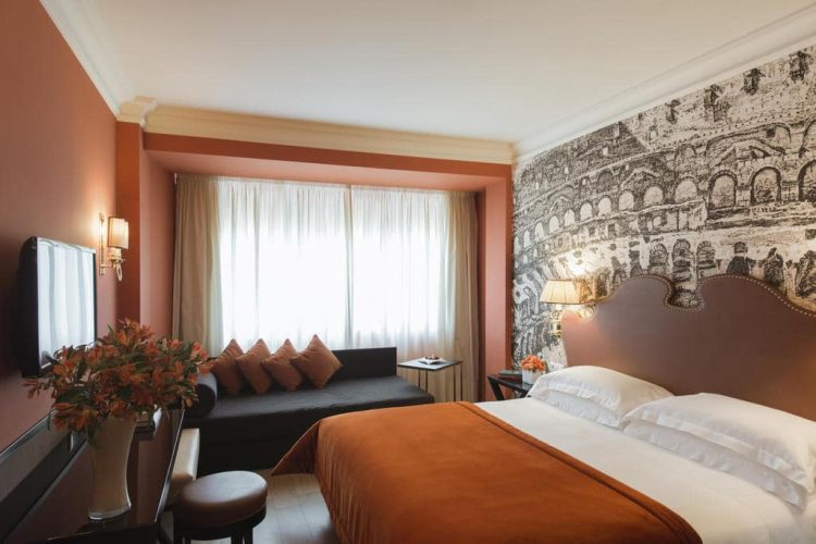 Starhotels Michelangelo - Rome with children