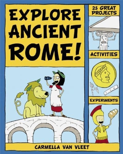Explore Ancient Rome with kids