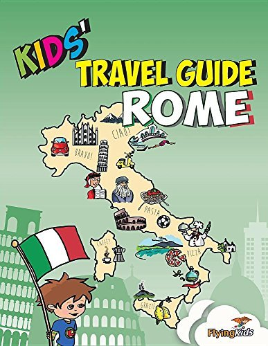 Kids travel guide Rome