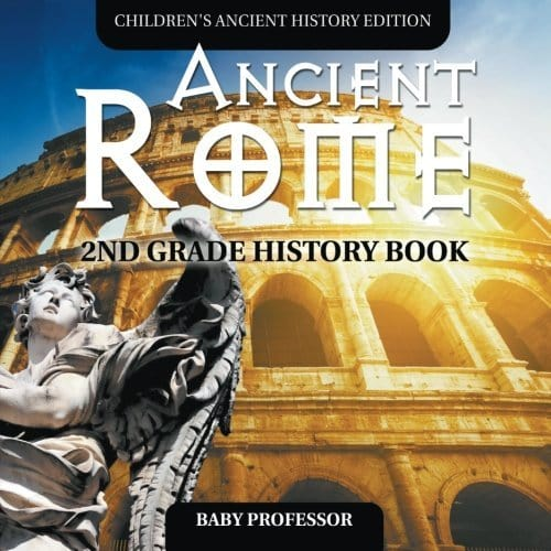 Rome with kids - Ancient Rome History Book