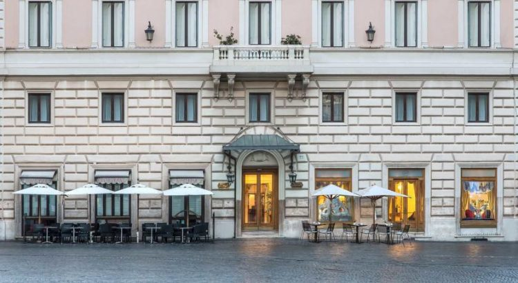 Albergo del Senato - Rome with Kids