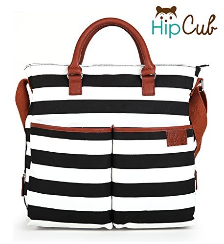 Hip Cub Diaper Bag Review