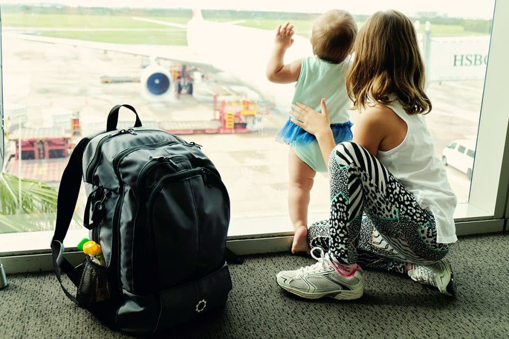 BEST DIAPER BAG FOR TRAVEL
