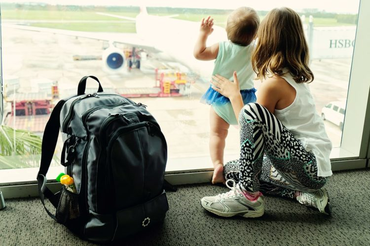 Top 10 Tips for flying with Baby