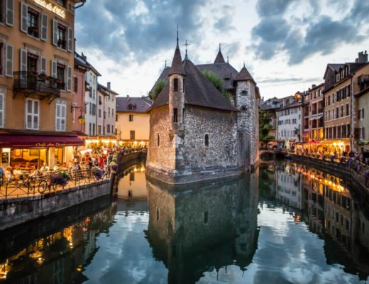 2 Weeks in France Itinerary