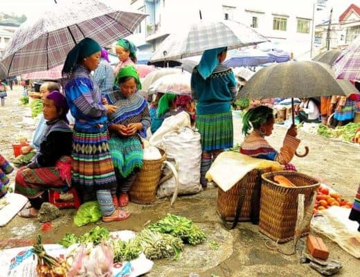 Responsible Travel - Bac Ha Markets