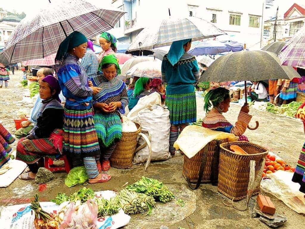 Responsible Travel - Bac Ha Markets