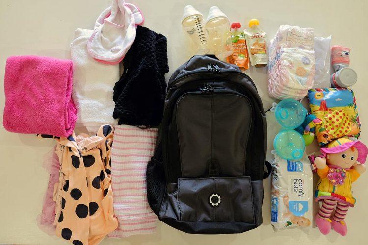 diaper bag for travel