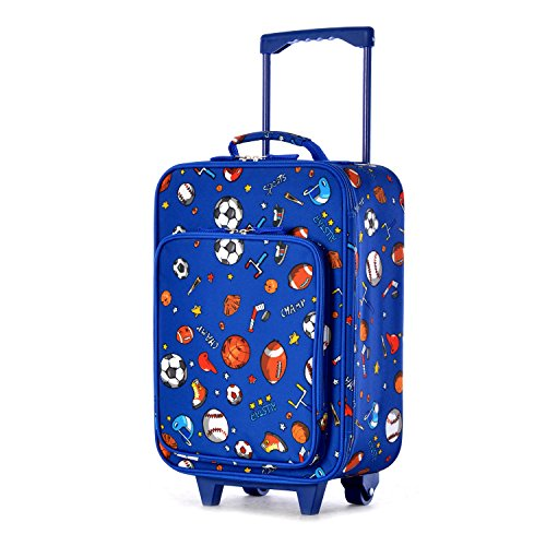 The Best Kids Luggage On Wheels That Money Can Buy 2018 Guide