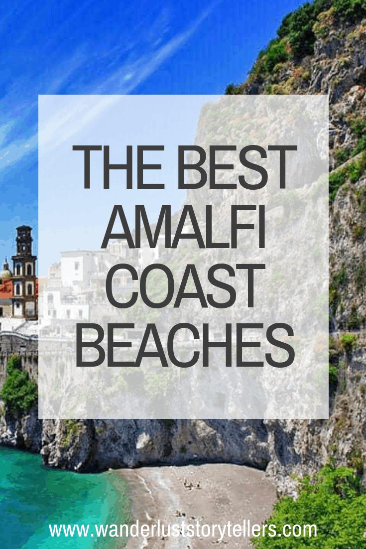 Best Amalfi Coast Beaches to Visit