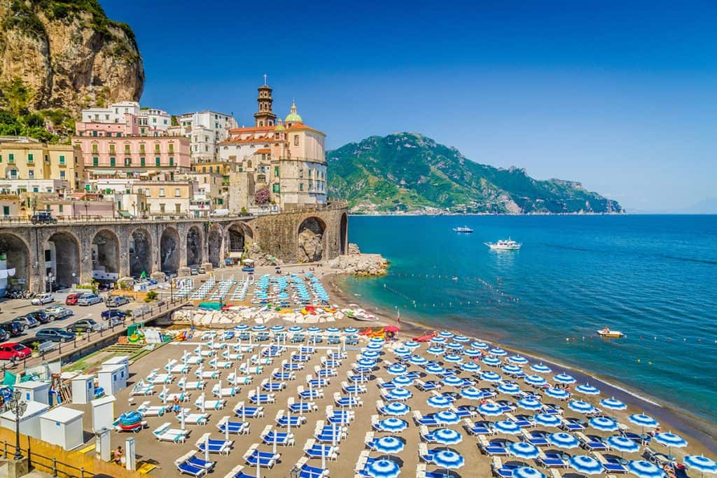 The Best Amalfi Coast Beaches Uncovered