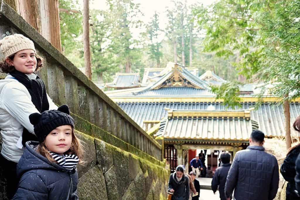 Exploring Nikko Japan