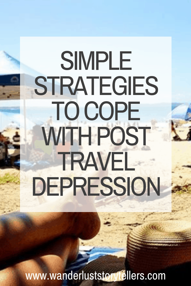 How to cope with travel depression